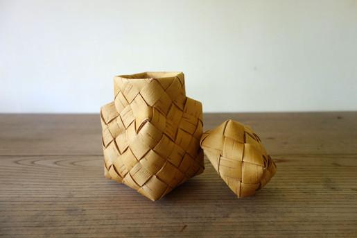 白樺 canister