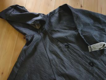 Linen Rain Jacket