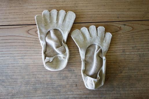 五本指靴下 フットカバー