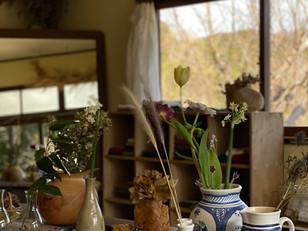 ヴィガンタス ヴァサイティスの花器
