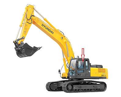 Стекло дверное верхнее форточка для экскаватора гусеничного (колёсного) HYUNDAI ROBEX210 LC-7 | стекло для экскаватора HYUNDAI ROBEX 260 LC-7 |стекло для экскаватора HYUNDAI ROBEX 290 LC-7 |стекло для экскаватора HYUNDAI ROBEX300 LC-7 |стекло для экскаватора HYUNDAI ROBEX 330 LC-7 |стекло для экскаватора HYUNDAI ROBEX450 LC-7 |стекло для экскаватора HYUNDAI ROBEX 480 LC7 |