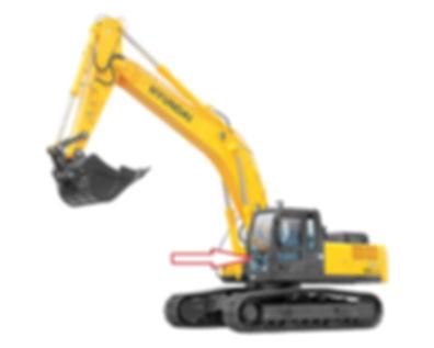 Стекло лобовое нижнеедля экскаватора гусеничного (колёсного) HYUNDAI ROBEX210 LC-7 | стекло для экскаватора HYUNDAI ROBEX 260 LC-7 |стекло для экскаватора HYUNDAI ROBEX 290 LC-7 |стекло для экскаватора HYUNDAI ROBEX300 LC-7 |стекло для экскаватора HYUNDAI ROBEX 330 LC-7 |стекло для экскаватора HYUNDAI ROBEX450 LC-7 |стекло для экскаватора HYUNDAI ROBEX 480 LC7 |
