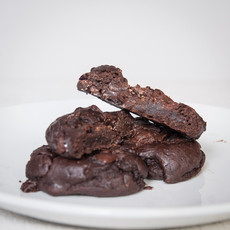 Delicious Chocolate Fudge Protein Cookies