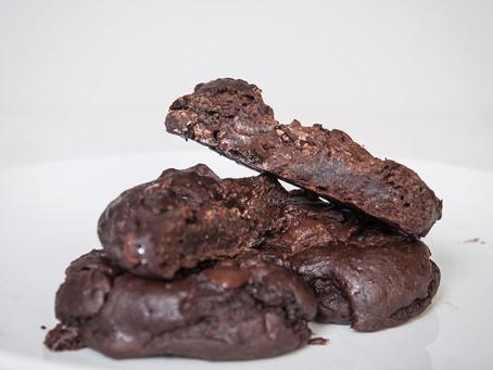 Delicious Chocolate Fudge Protein Cookies