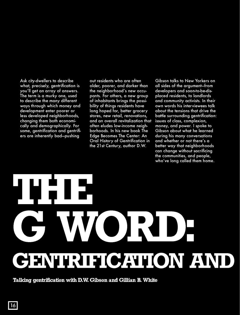 MIAD Bridge The G Word Page 1