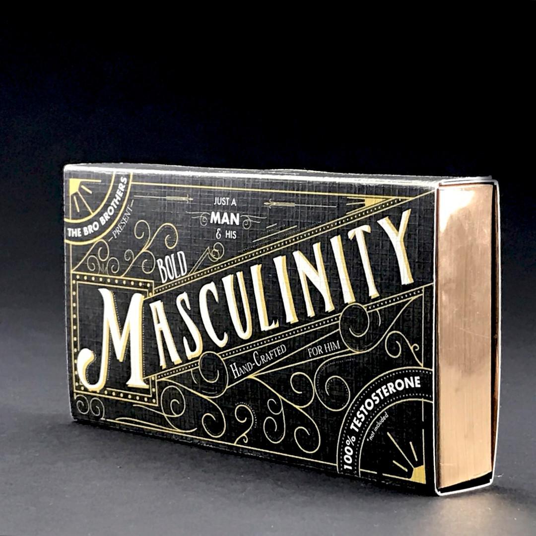 Masculinity Mock 3
