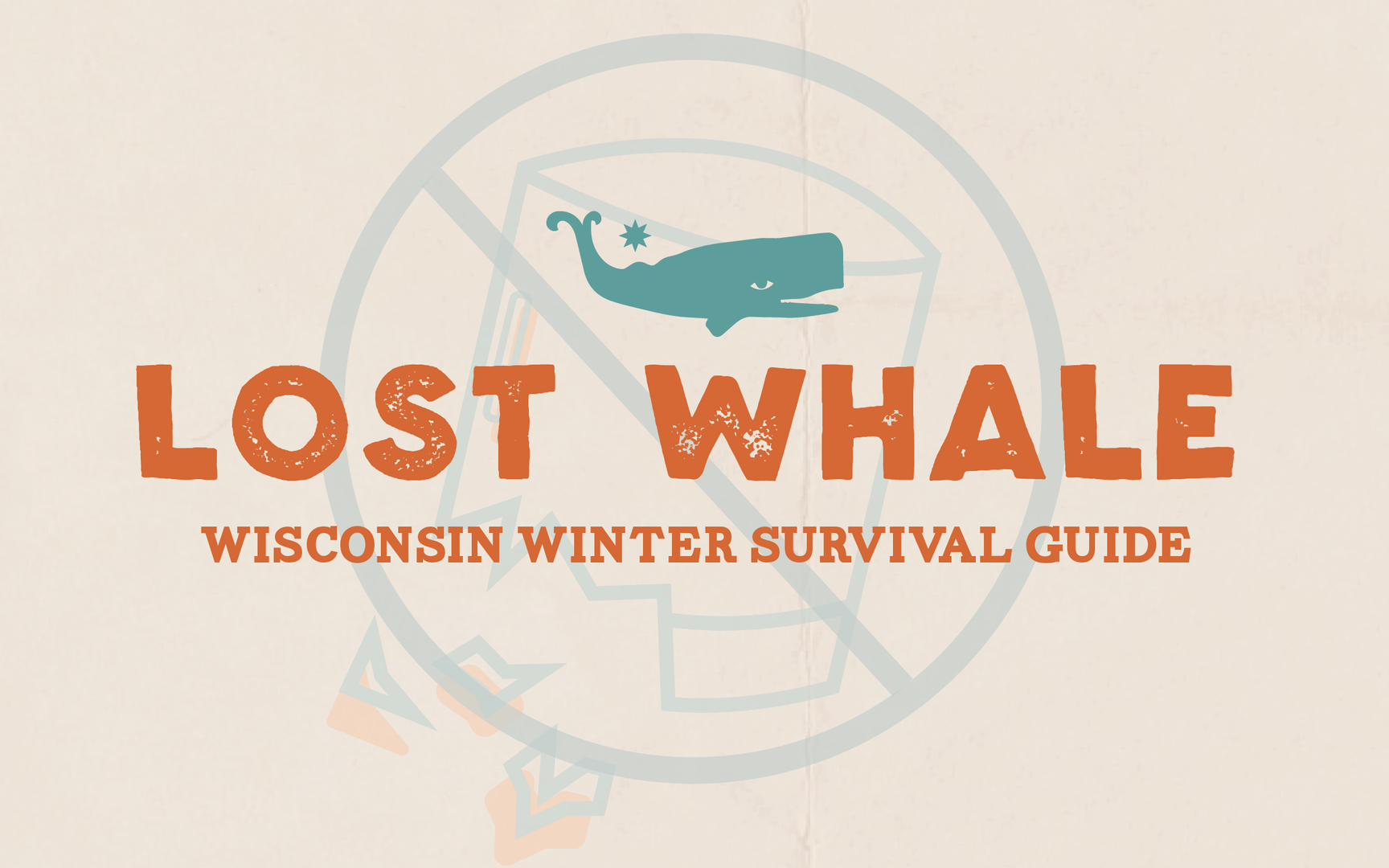 Lost Whale Survival Guide Menu