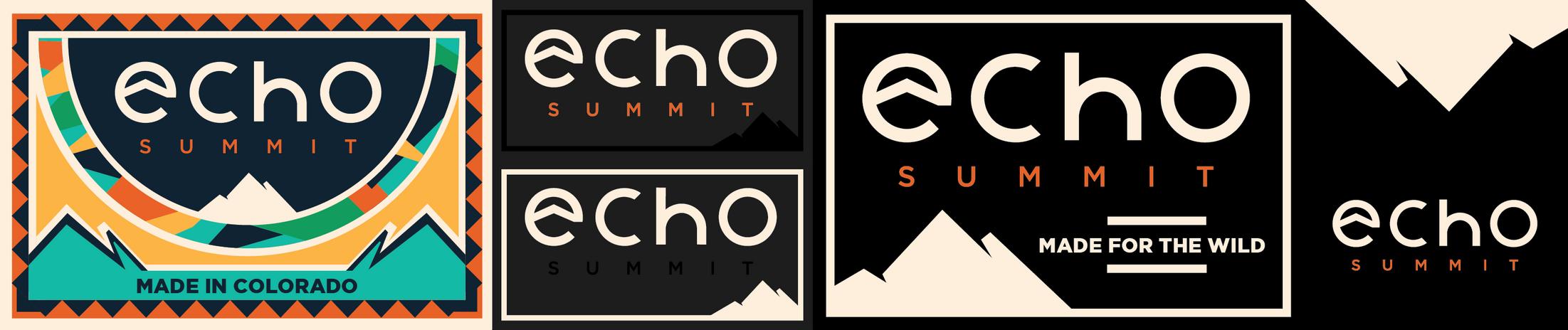 Echo Woven Label