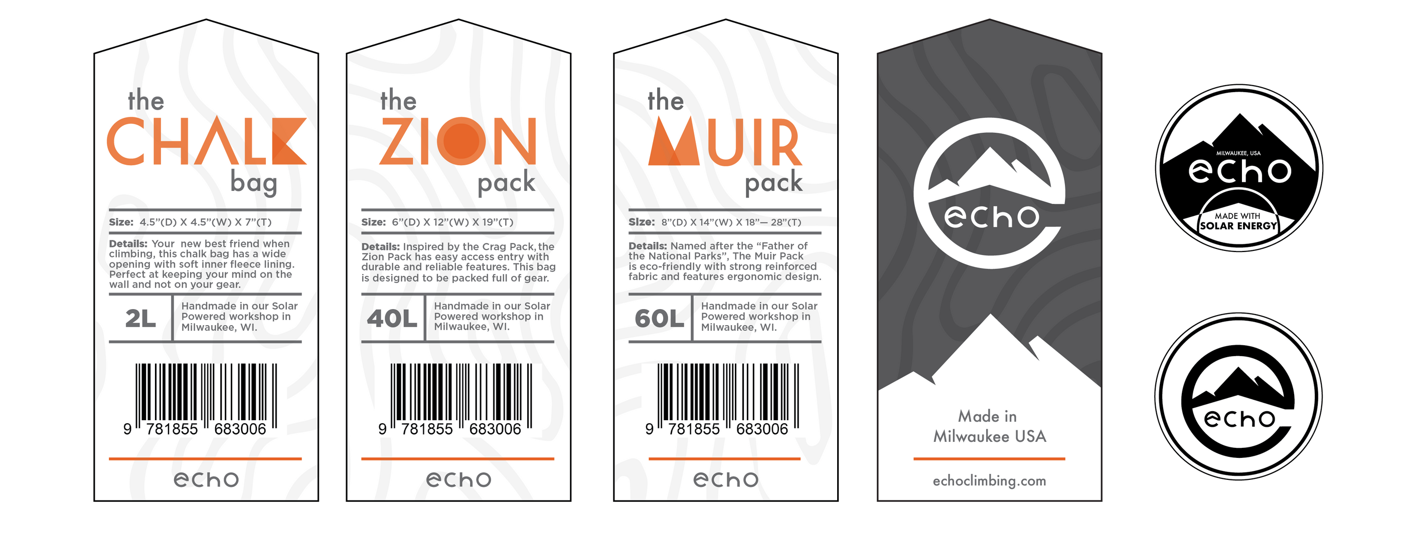 Echo Product Tags
