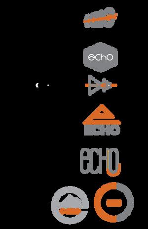 Echo Early Logos