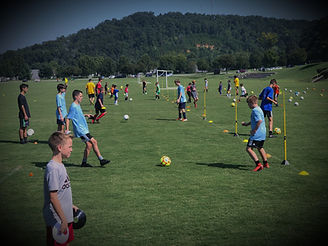 SUMMER SKILLZ CLINIC PLAYER DEVELOPMENT SOCCER ZINYOR BABIKER