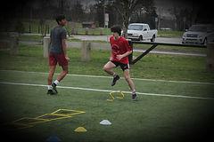 2on1 Training Session