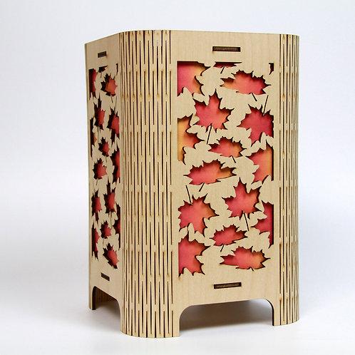 Maple Leaf Lamp