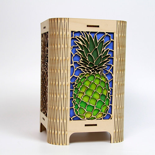 Pineapple Welcome Lamp