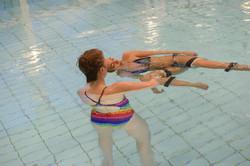 Massage in Water
