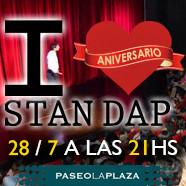 28/7 Show Aniversario en la Sala Picasso