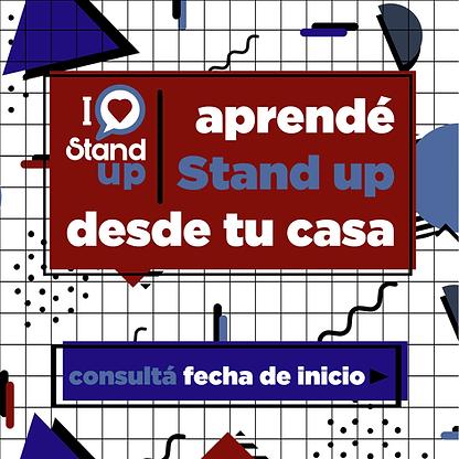 Curso de Stand Up