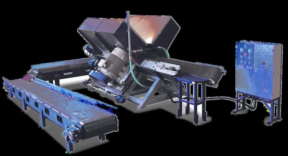 CornerPro machine