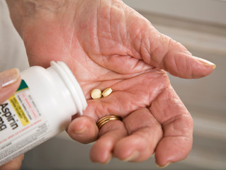 Bleeds and fatality risks much higher in daily aspirin use than expected.