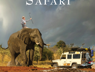 "The story behind, ""Accidental Safari."" The radio interview"