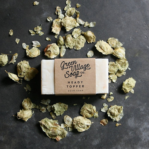 Heady Topper Beer Soap