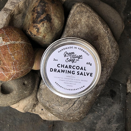 Charcoal Salve