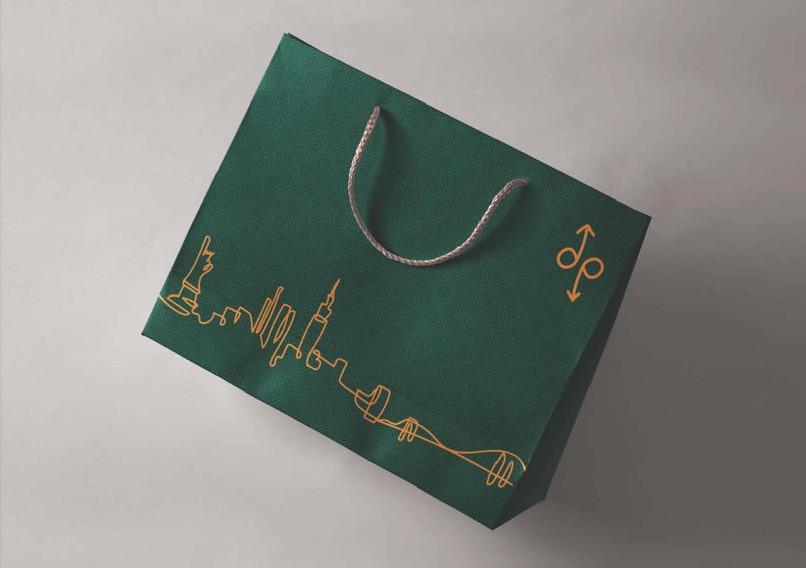 take-away bag