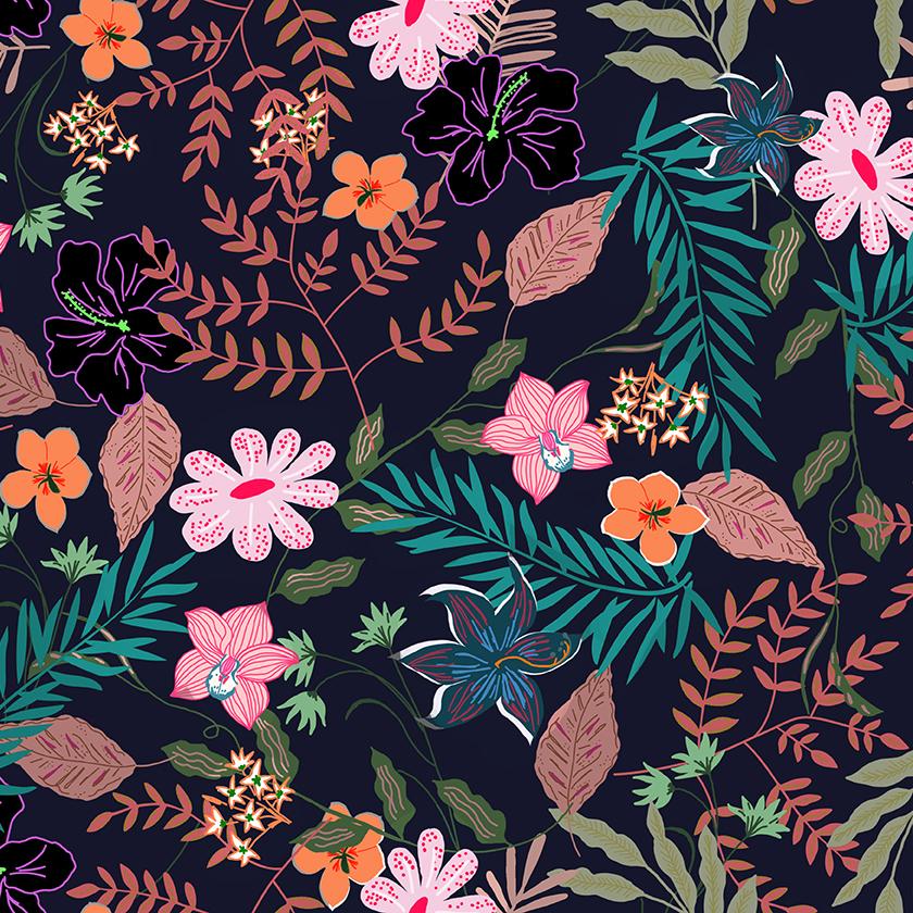 Fond Flowers