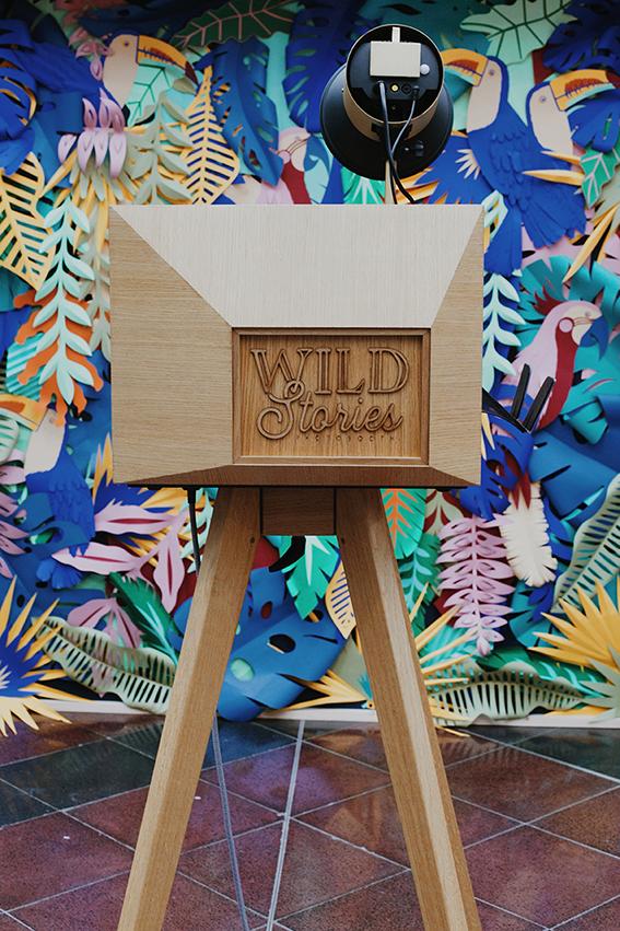 Fond paper design Maison & Objet
