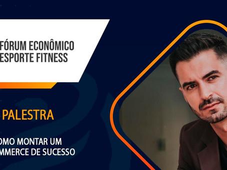FecomercioSP  abrilhanta o Fórum Econômico Esporte Fitness com palestra sobre e-commerce