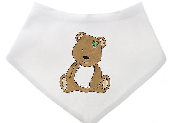 Bear Bandana Bib