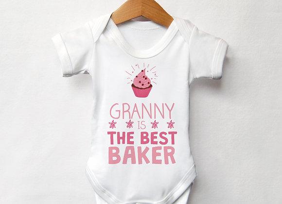 Best Baker Vest