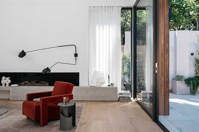 Pacific House, Penman Brown Interior Design, Sydney