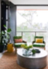 River Terrace, Penman Brown Interior Design, Sydney