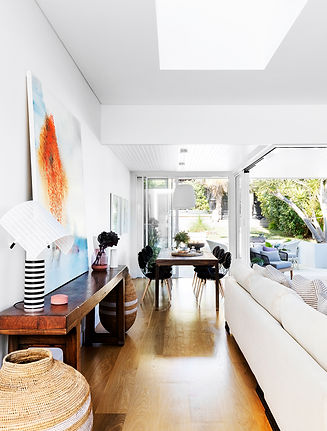Cove Beach House,Penman Brown Interior Design, Sydney