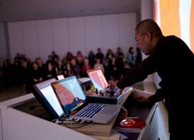 Performance and workshop at Taubman Museum of Art - Roanoke, VA