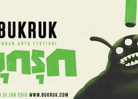 Bukruk Urban Arts Festival - Bangkok, Thailand