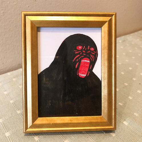 Tiny Drawing - Mountain Ape