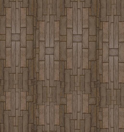 Brown Brick/Rock Texture,Vertical