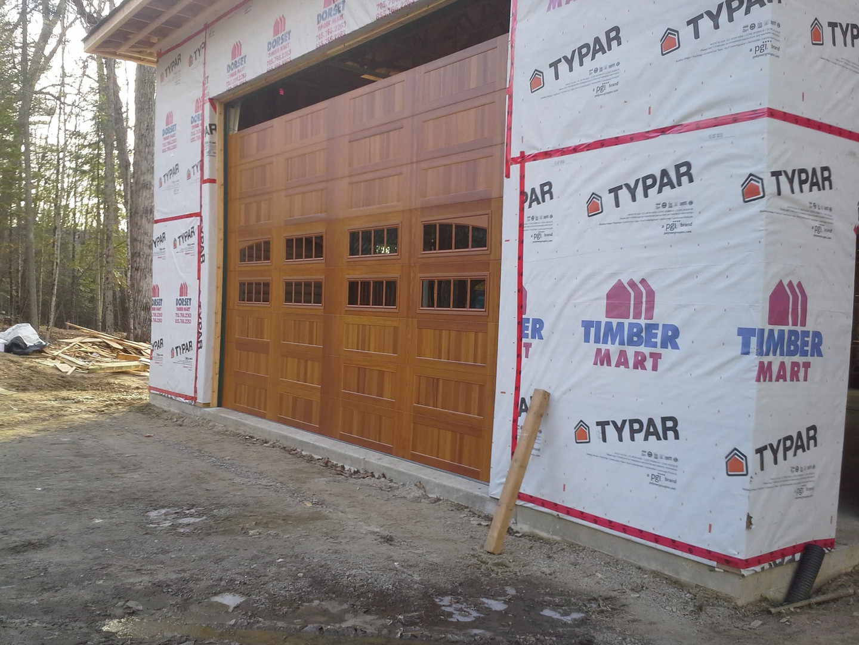 Ranch Collection Garage Door