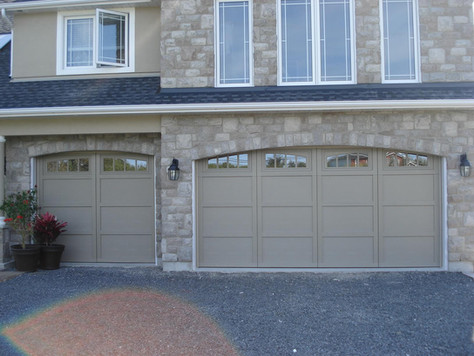 Courtyard Collection Garage Door