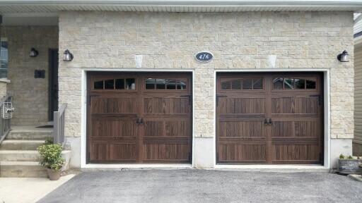 After- Residential Garage Door