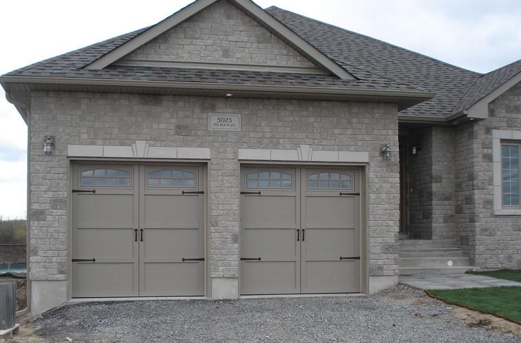 Courtyard Collection Garage Door