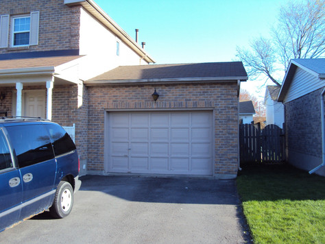 ]Before- Residential Garage Door