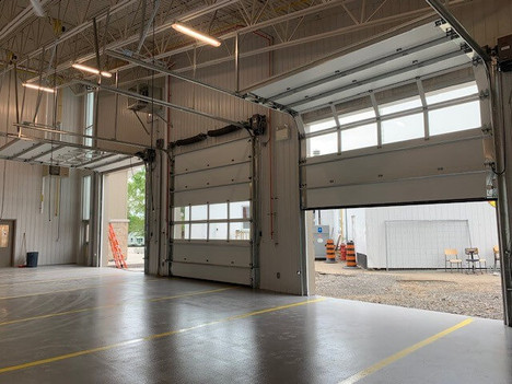 Commercial Garage Door