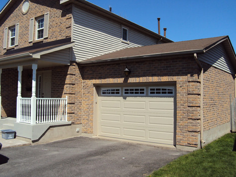 Garage Door Options