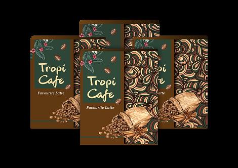 Tropi Cafe Latte 4X