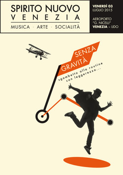 SENZA GRAVITA'