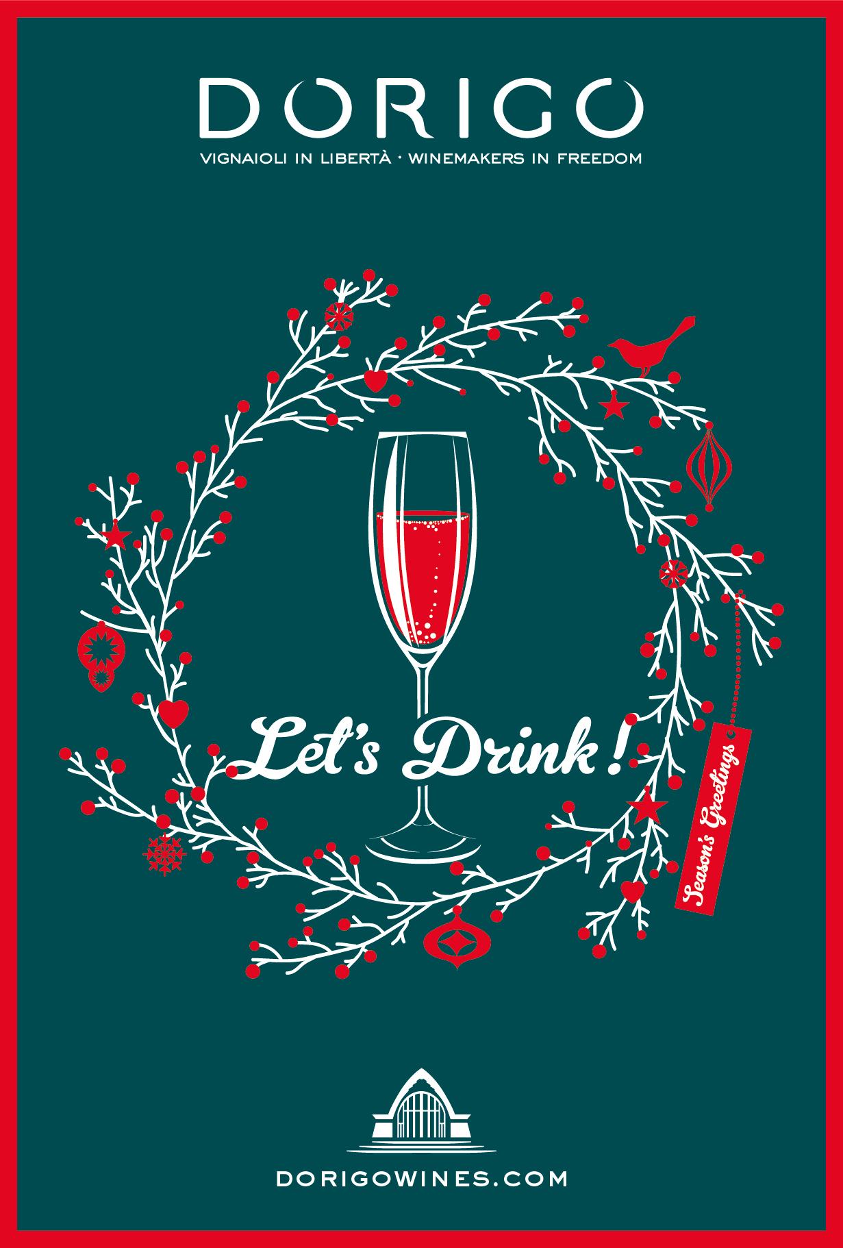 LET'S DRINK!