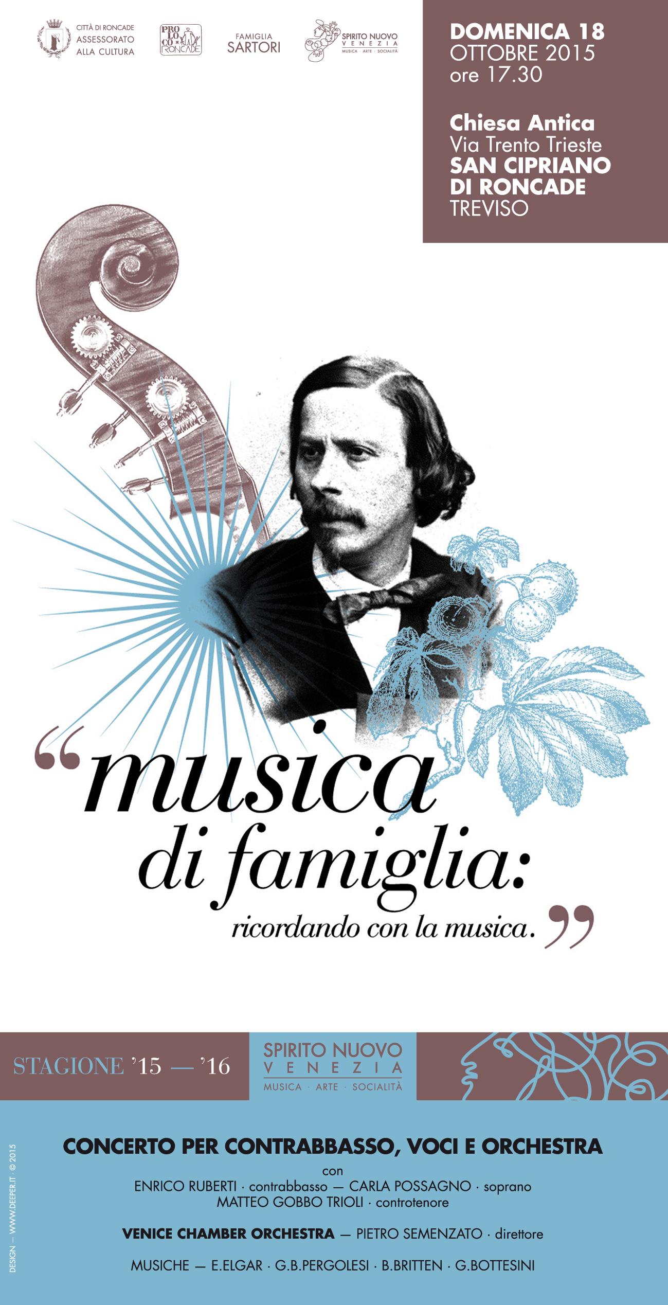 MUSICA DI FAMIGLIA